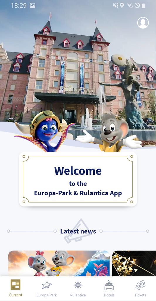 Europa-Park & Rulantica